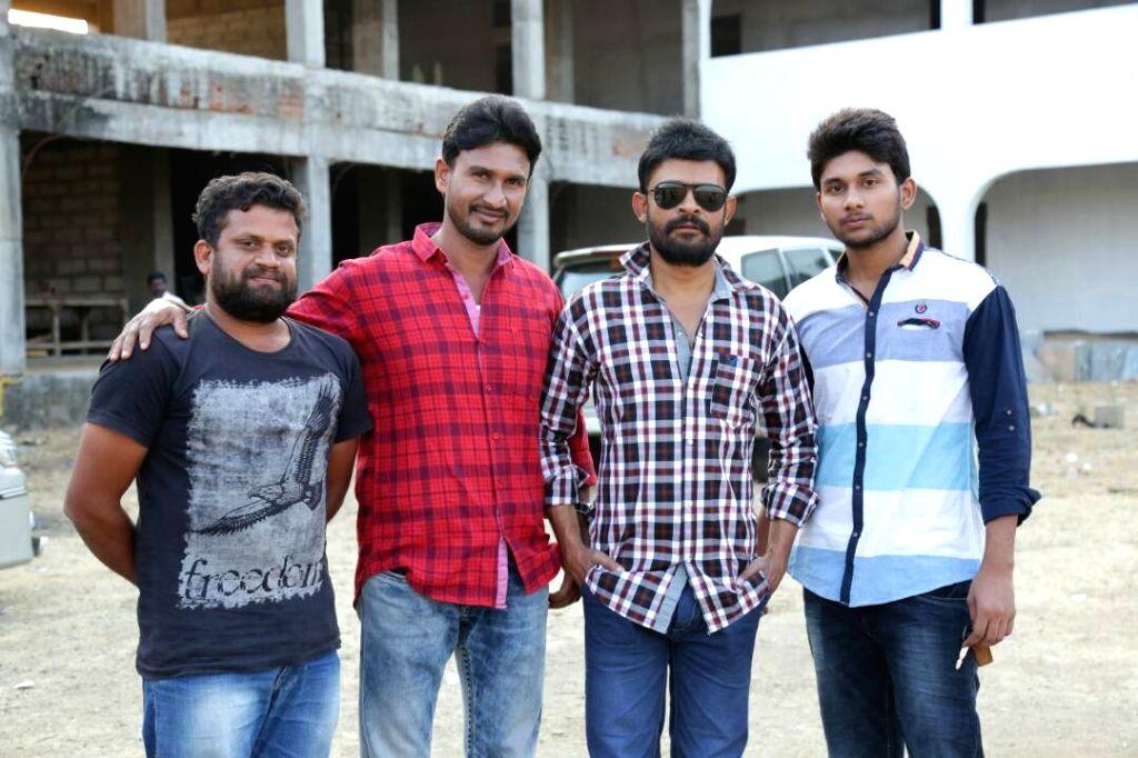 Stills of Telugu film Satya Gang.