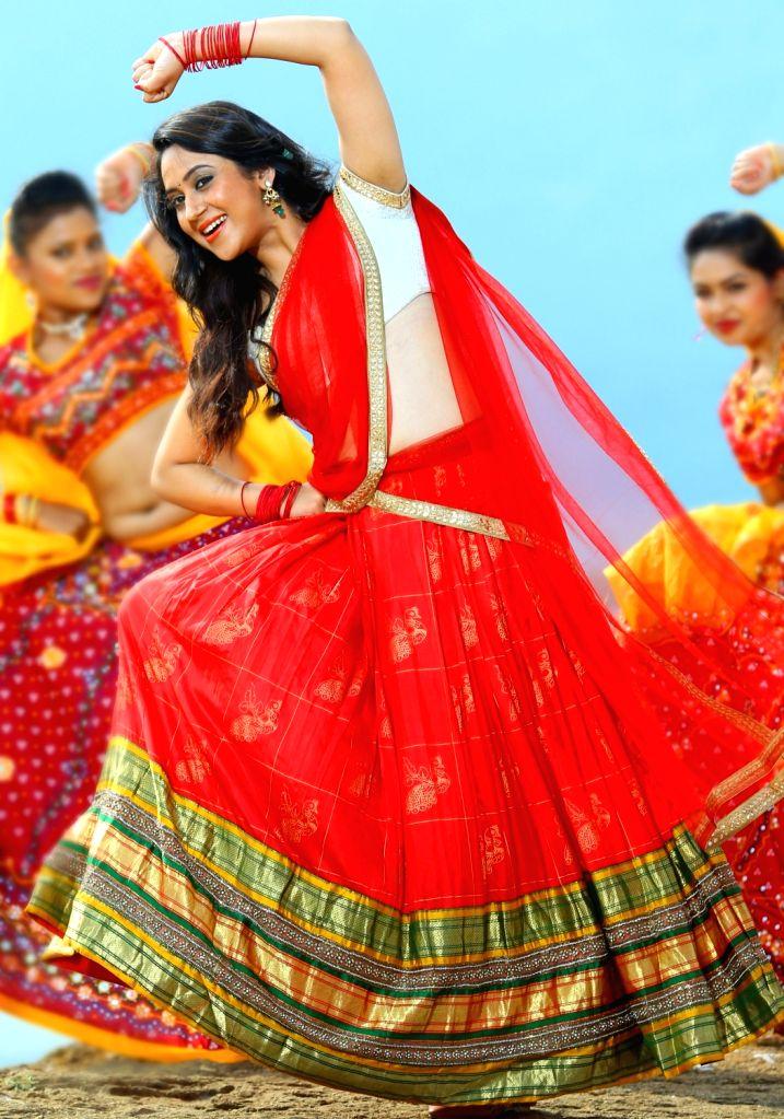 Stills of Telugu film Ungarala Rambabu.