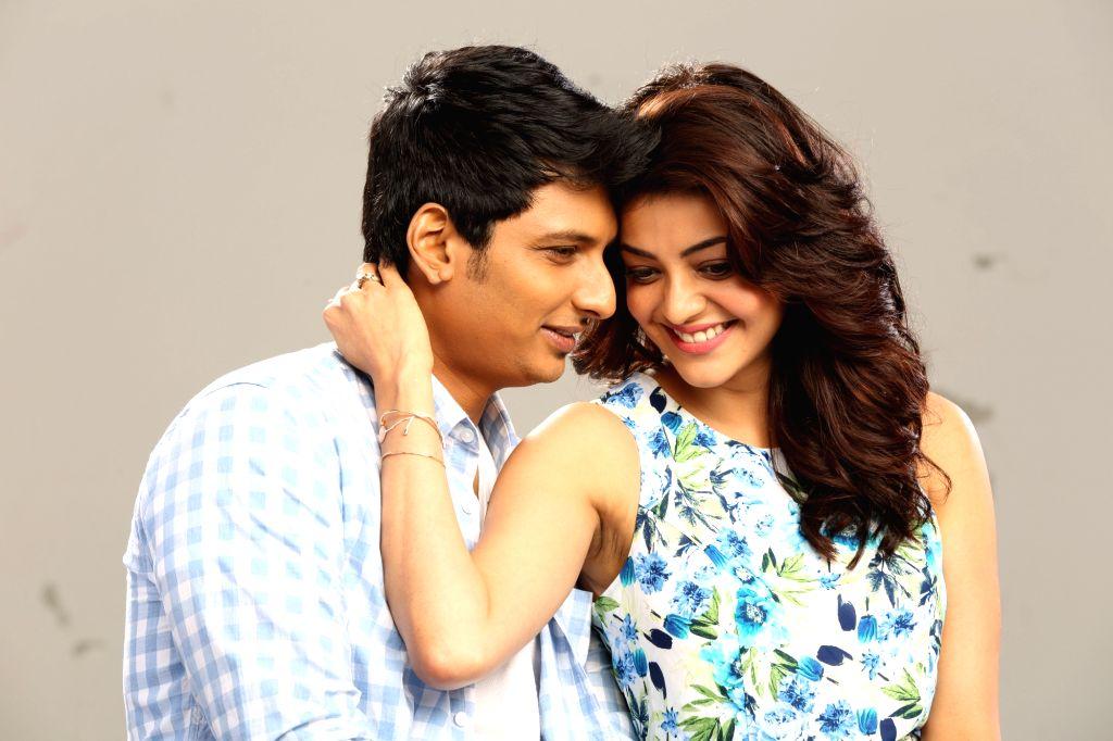 Stills of Telugu film Yentavaraku Ee Prema.
