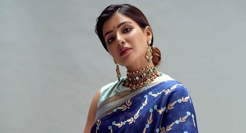 Stopped speaking on phone due to spam calls: Samantha Akkineni