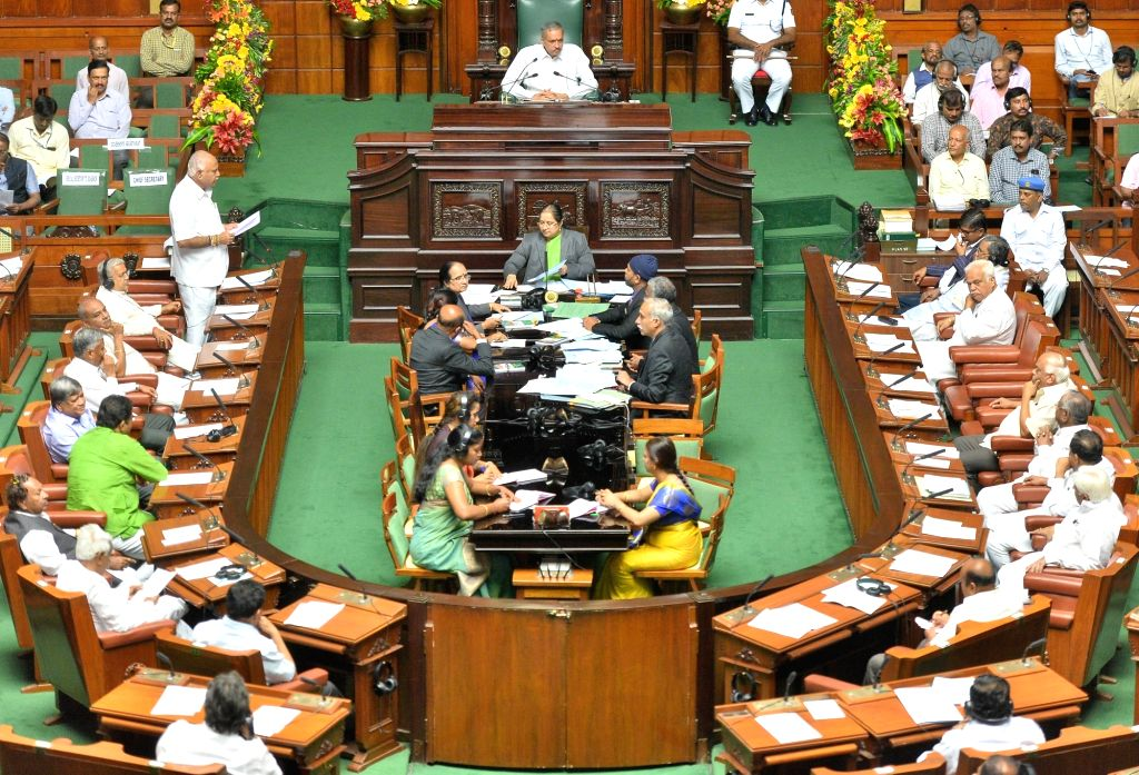 Stormy assembly session for Karnataka BJP on flood aid. (Photo: IANS)
