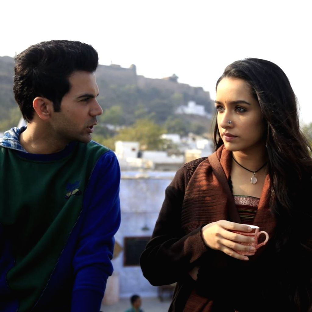 Stree' turns two: Rajkummar Rao, Shraddha Kapoor, Aparshakti look back - Rajkummar Rao and Shraddha Kapoor