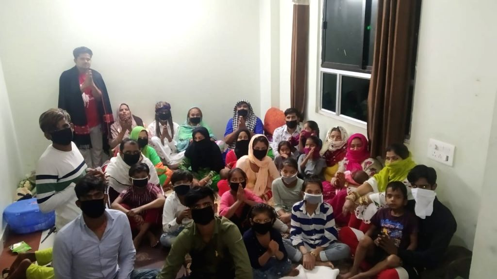 Stuck in Ajmer for over a month, 34-member Ludhiana family longing to go home.