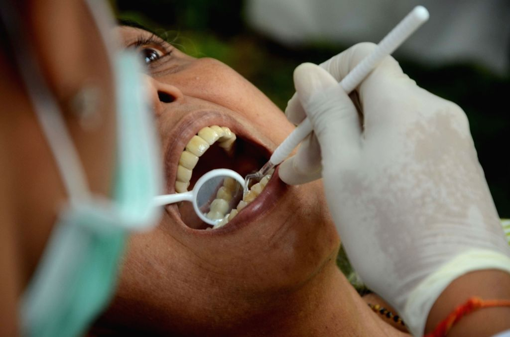 Students fear Covid spread from patients in dental exam