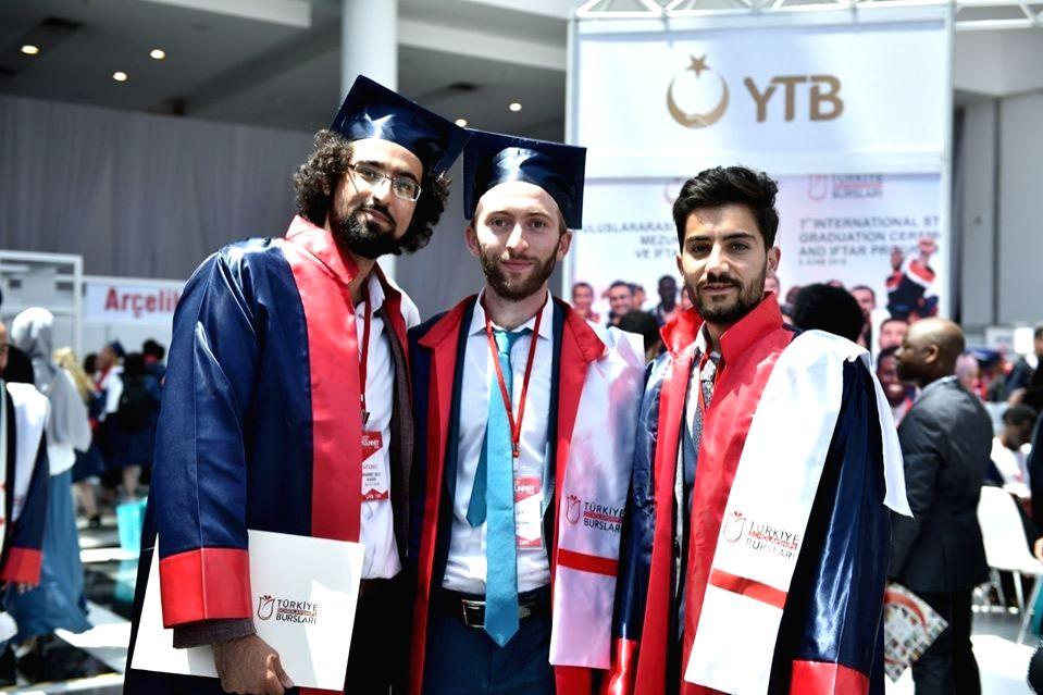 Students of Turkiye Burslari Scholarship (Turkey Government Scholarship). T??rkiye Scholarships is a government-funded, competitive scholarship program, awarded to outstanding students and ...