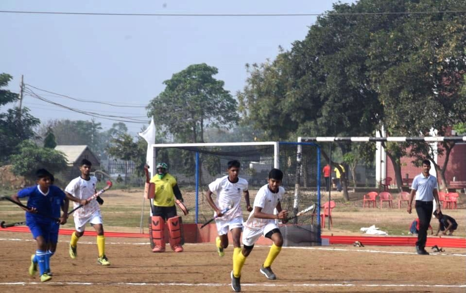 Sub-junior men's hockey nationals: Haryana, Jharkhand in final
