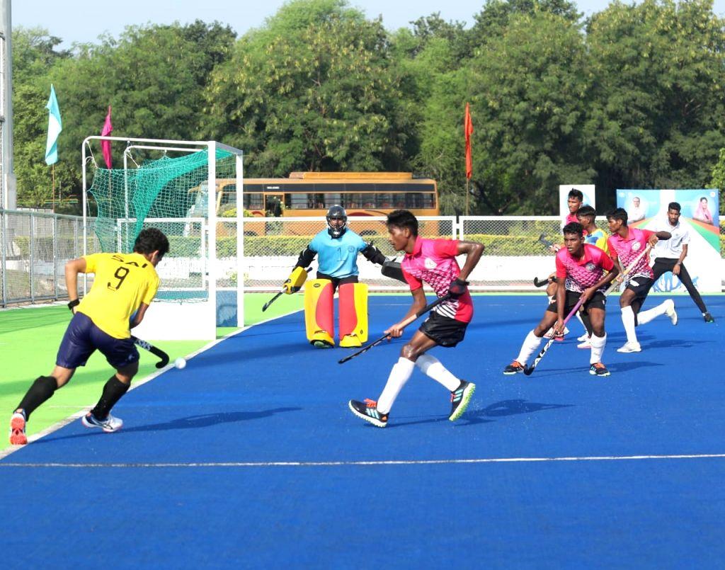 Sub-junior national hockey: SAI Academy overcome Dhyan Chand Academy 3-2.