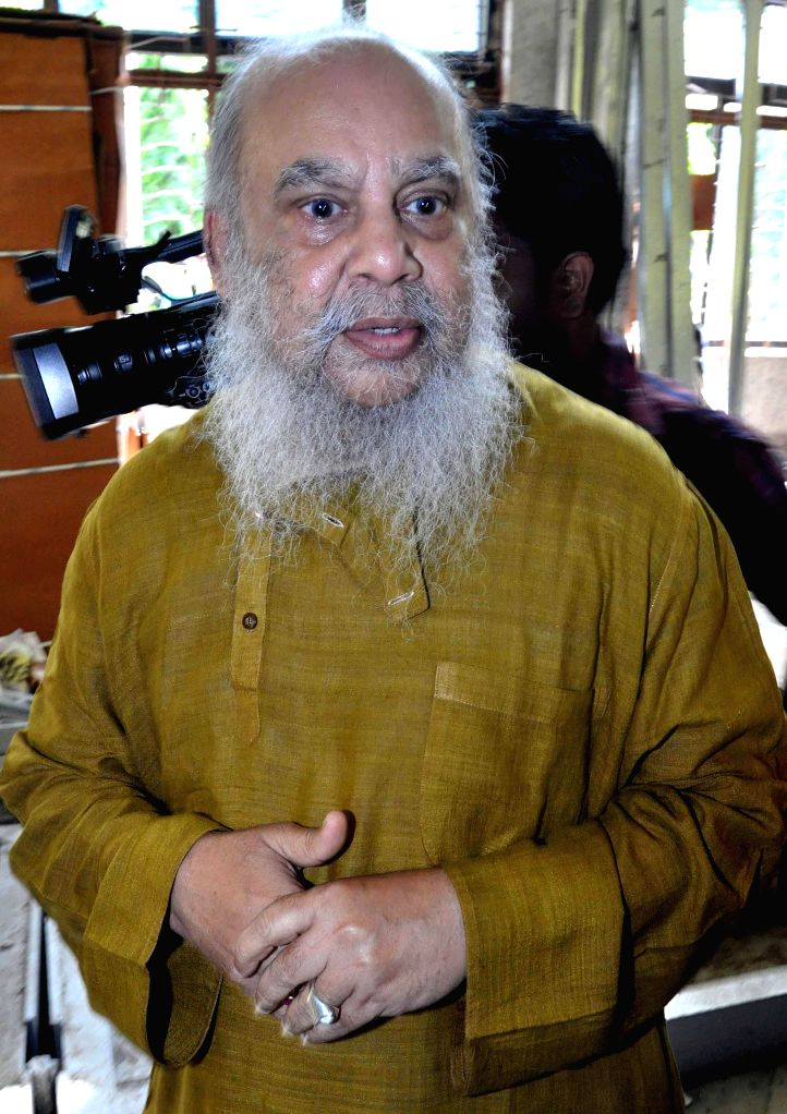 Subhaprasanna Bhattacharjee. (Photo: Kuntal Chakrabarty/IANS)