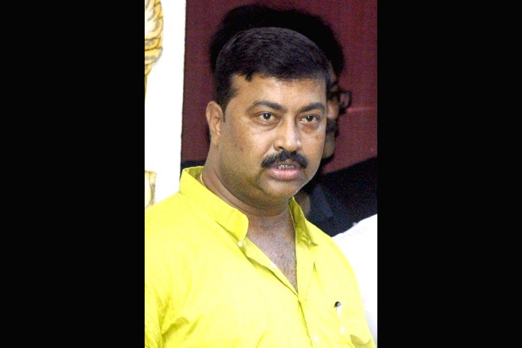 Subrata Banerjee, Mamata Banerjee's brother. - Subrata Banerjee and Mamata Banerjee