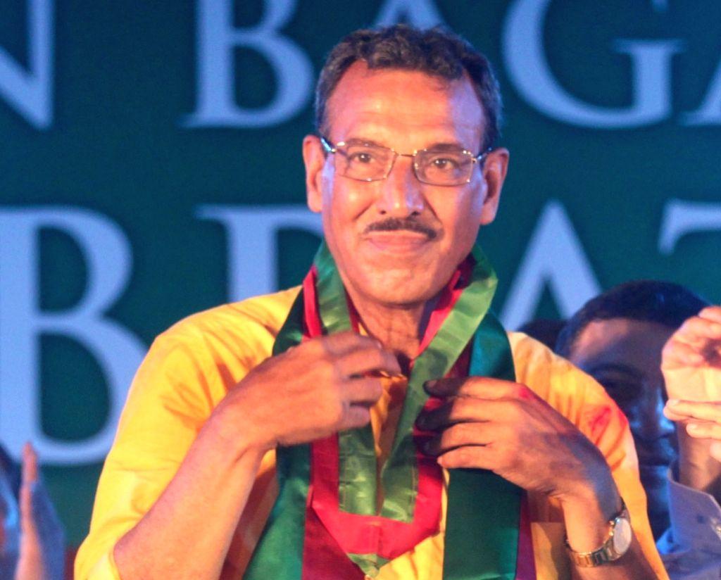 Subrata Bhattacharya.