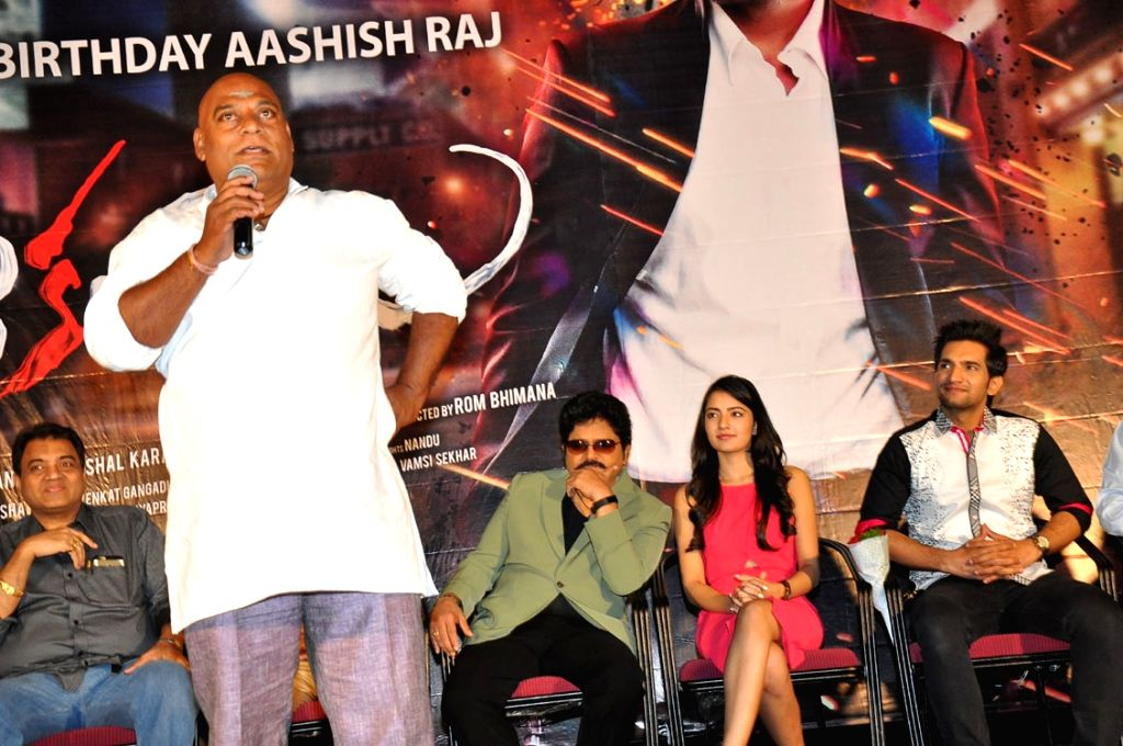 Suceses meet of Telugu film Aakatayi.