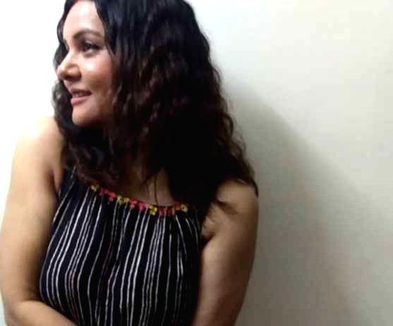 Sucheta Khanna in lockdown special episodes of 'Qurbaan Hua'. - Sucheta Khanna