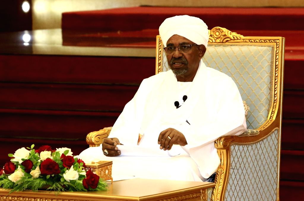 Sudanese President Omar al-Bashir. (Xinhua/Mohamed Khidi/IANS)