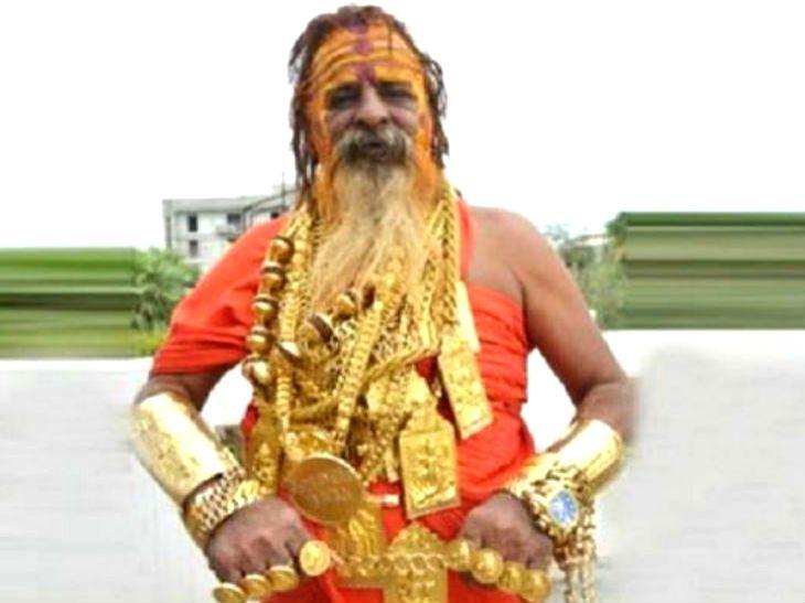 Sudhir Makkar (Golden Baba).