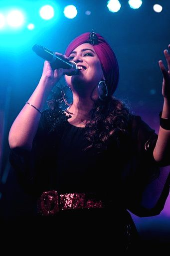 Sufi music has the power to heal, says singer Harshdeep Kaur. - Harshdeep Kaur