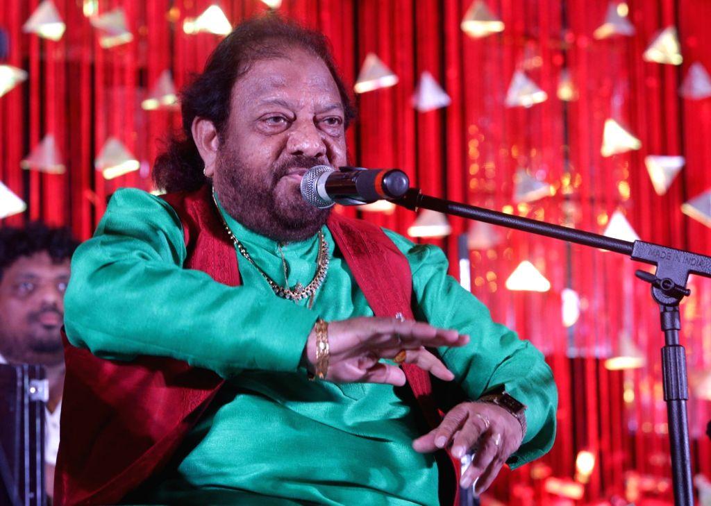 Sufi singer Ehsaan Bharti Ghungroo Wale. (File Photo: IANS)