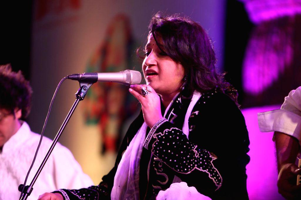 Sufi singer Kavita Seth. (File Photo: IANS) - Kavita Seth