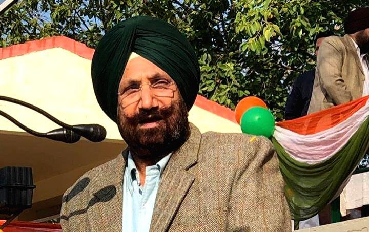 Sukhjinder Singh Randhawa. - Sukhjinder Singh Randhawa
