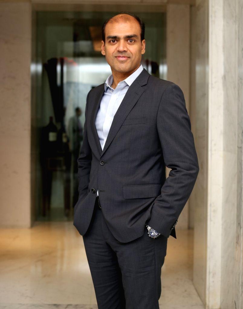Sumeer Chandra, Managing Director, HP Inc India.