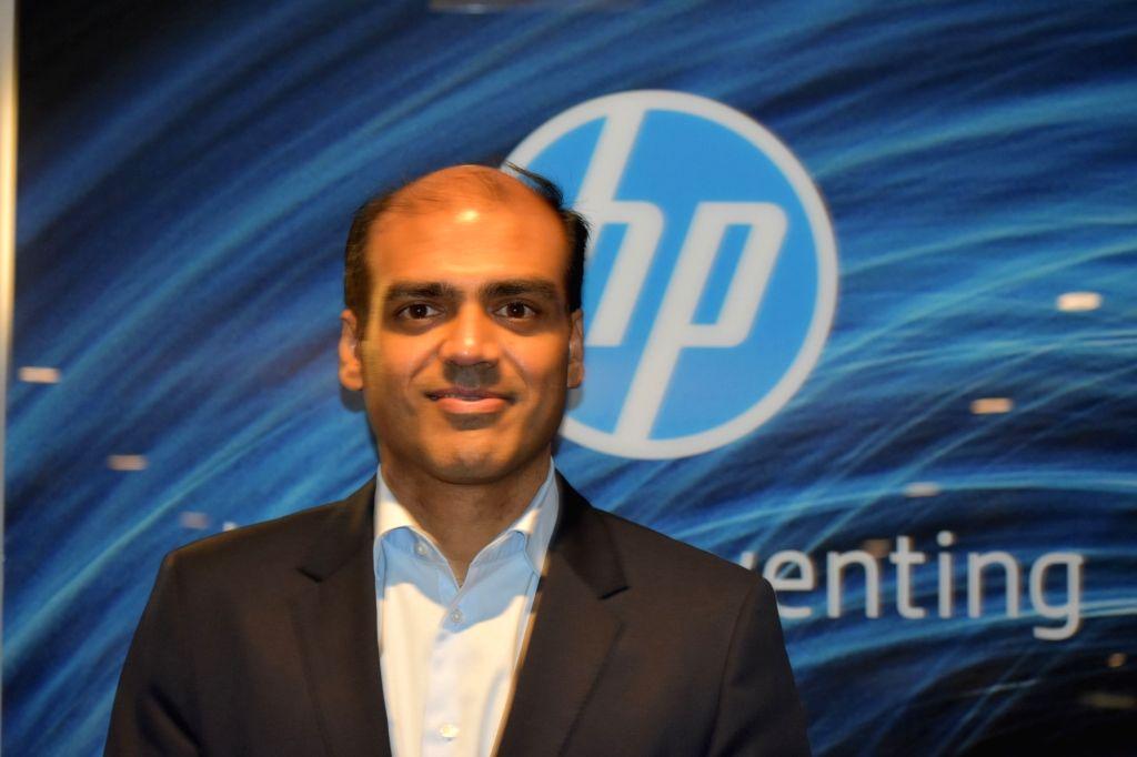 Sumeer Chandra, Managing Director, HP India (File Photo: IANS)