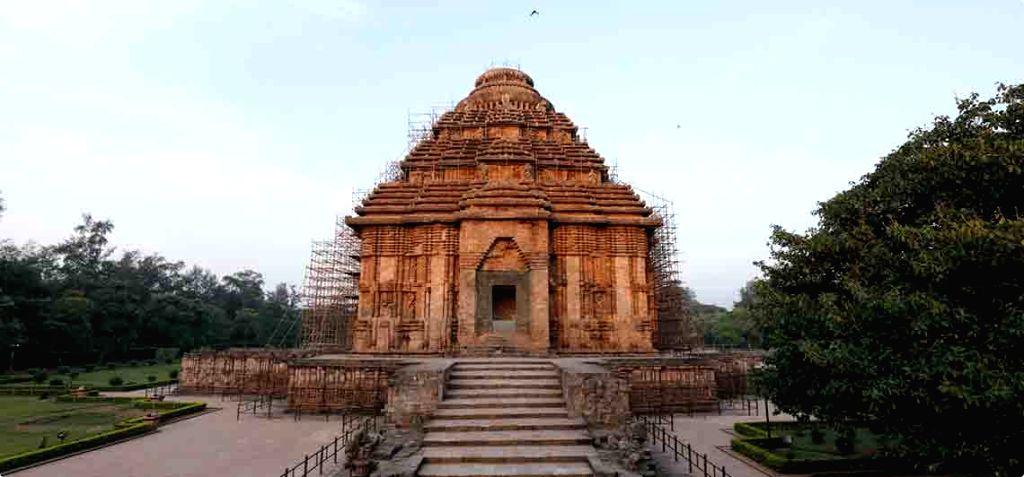 Sun Temple in Konark.