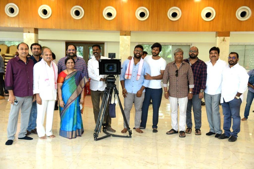 Sundeep Kishan-East Coast Production's movie launched.