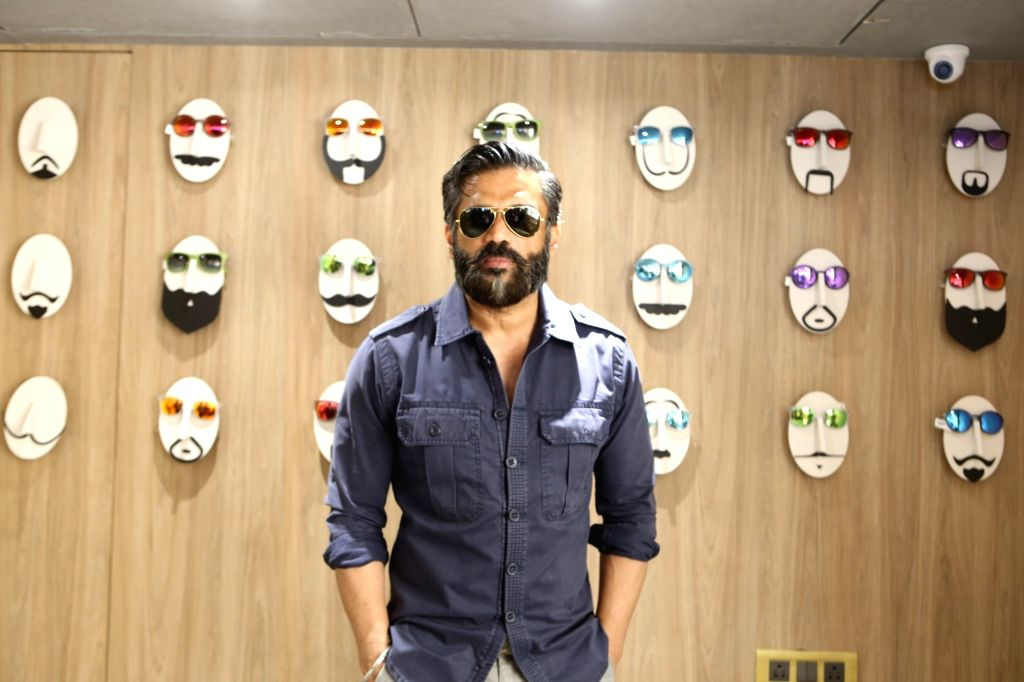 Suniel Shetty. (Photo: IANS) - Suniel Shetty