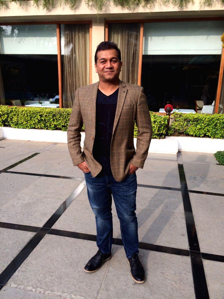Sunil Rao, head, developers relations and start-up ecosystem, Google India - Sunil Rao