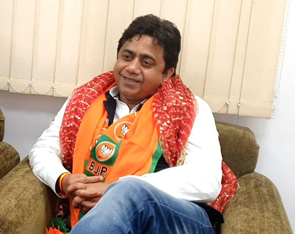 Sunil Yadav. - Sunil Yadav