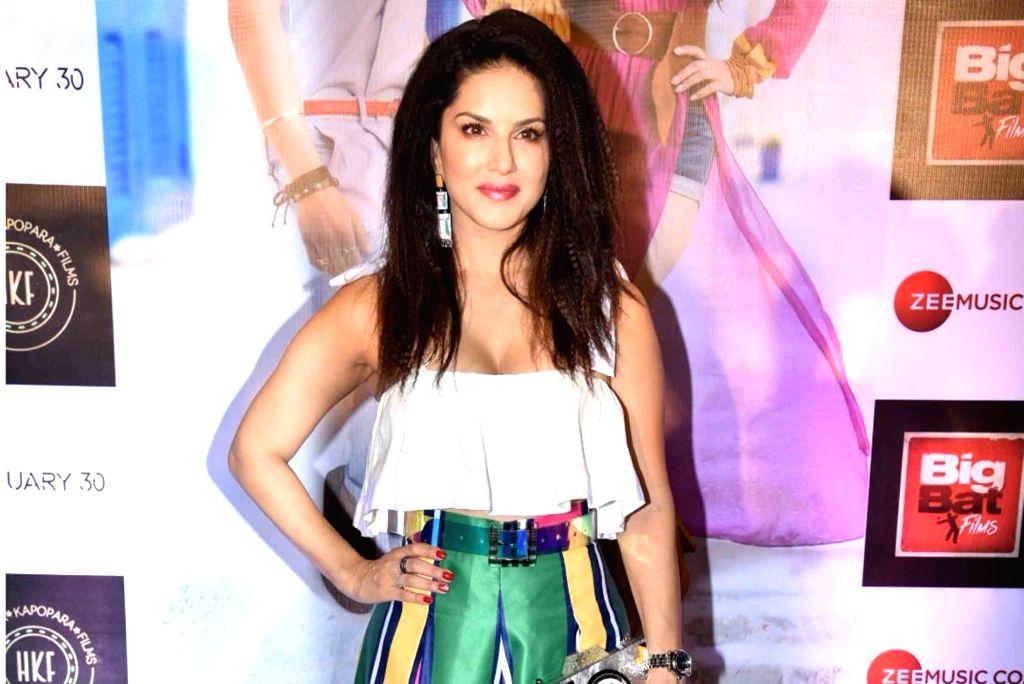 Sunny Leone. (Photo: IANS) - Sunny Leone
