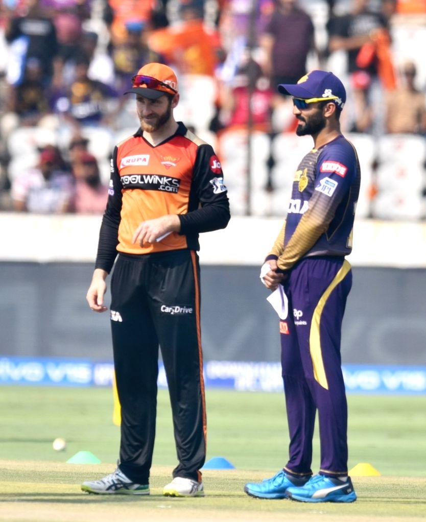 IPL 2019 - Match 38 - Kolkata Knight Riders Vs Sunrisers ...