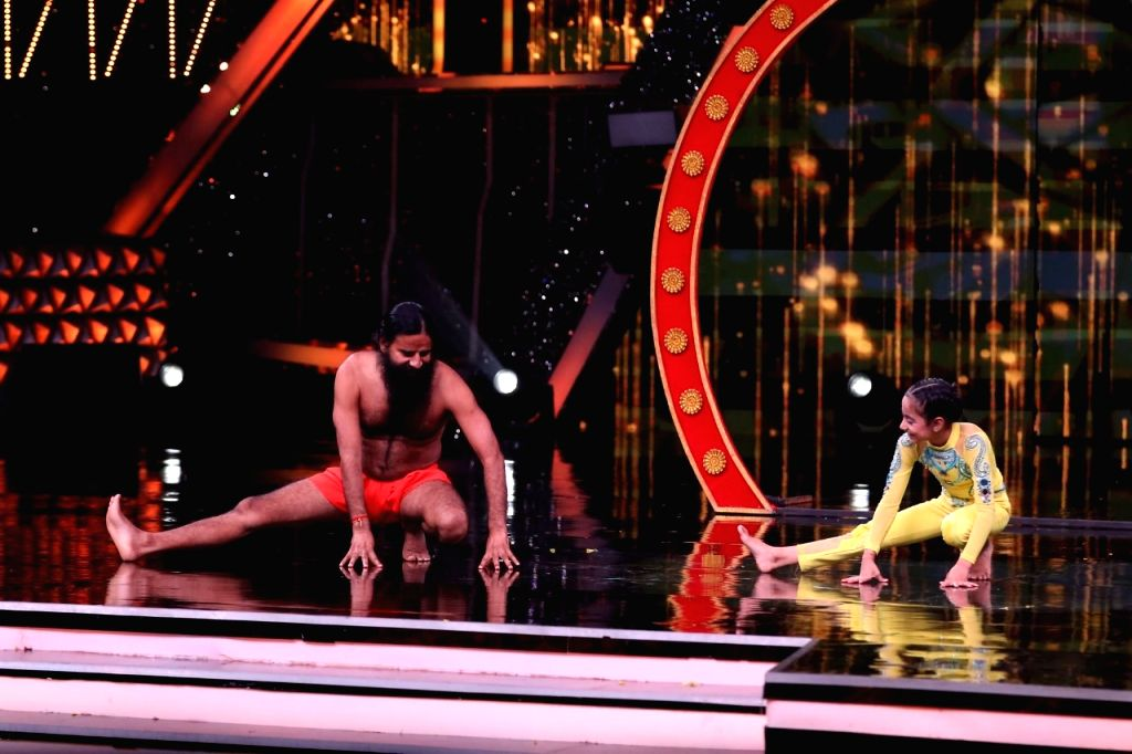 Super Dancer 4' contestant Neerja credits Baba Ramdev for her moves