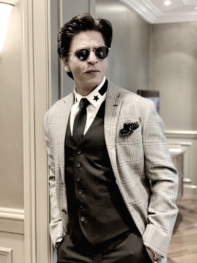 Superstar Shah Rukh Khan received an honorary doctorate degree from Melbourne-based La Trobe University for his contributions and efforts towards underprivileged children and women's empowerment ... - Shah Rukh Khan