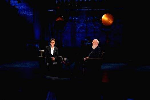 "Superstar Shah Rukh Khan's special episode with popular American host David Letterman will go live on Netflix on October 25. Titled ""My Next Guest with David Letterman and Shah Rukh Khan"", Bollywood's King Khan has shared his story, and journey start - Shah Rukh Khan"