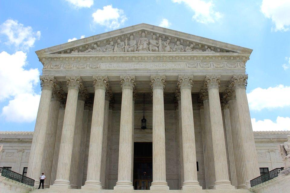 Supreme Court Building.
