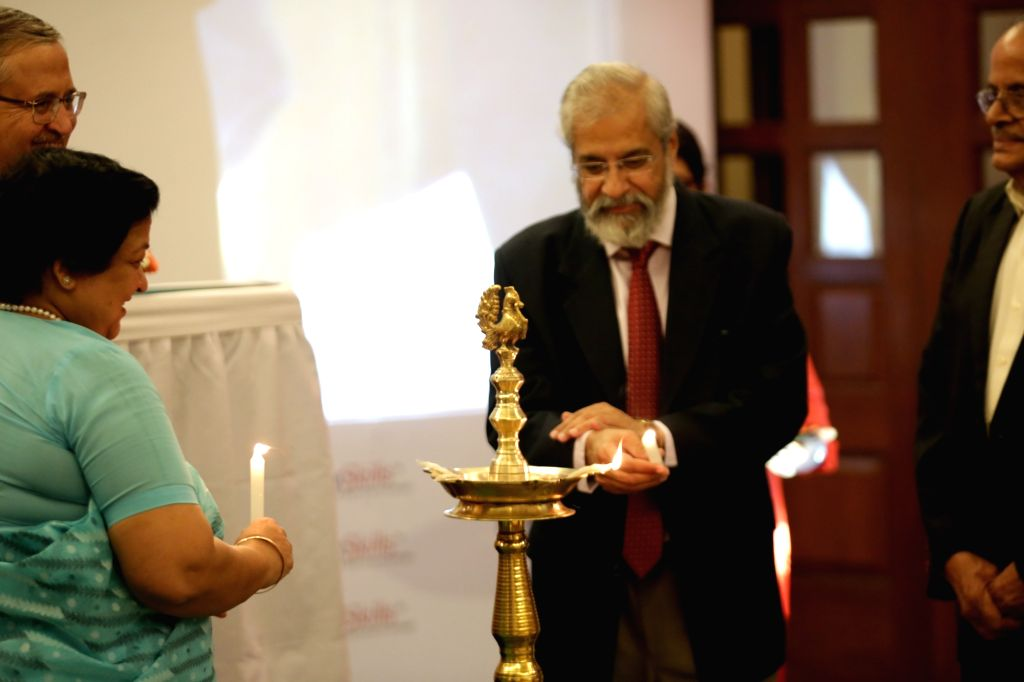 Supreme Court Justice Madan B Lokur during the launch of Manupatra's LawSkills To Make Legal Knowhow Accessible in New Delhi on June 28, 2017.