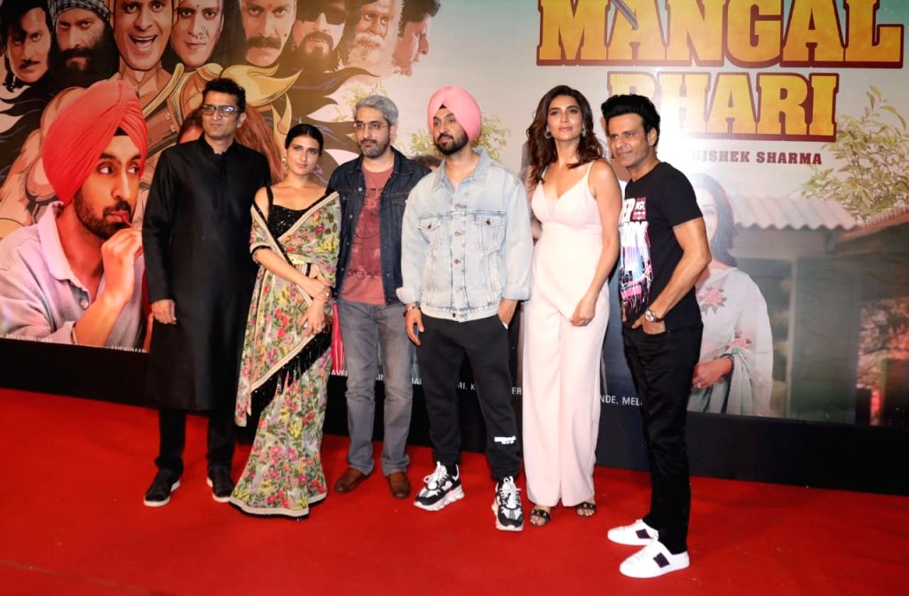 Suraj Pe Mangal Bhari maker Abhishek Sharma on why film deserved theatre release. - Abhishek Sharma