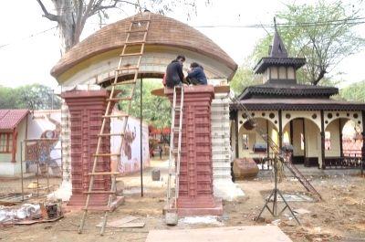 Surajkund International Crafts Mela. (File Photo: IANS)