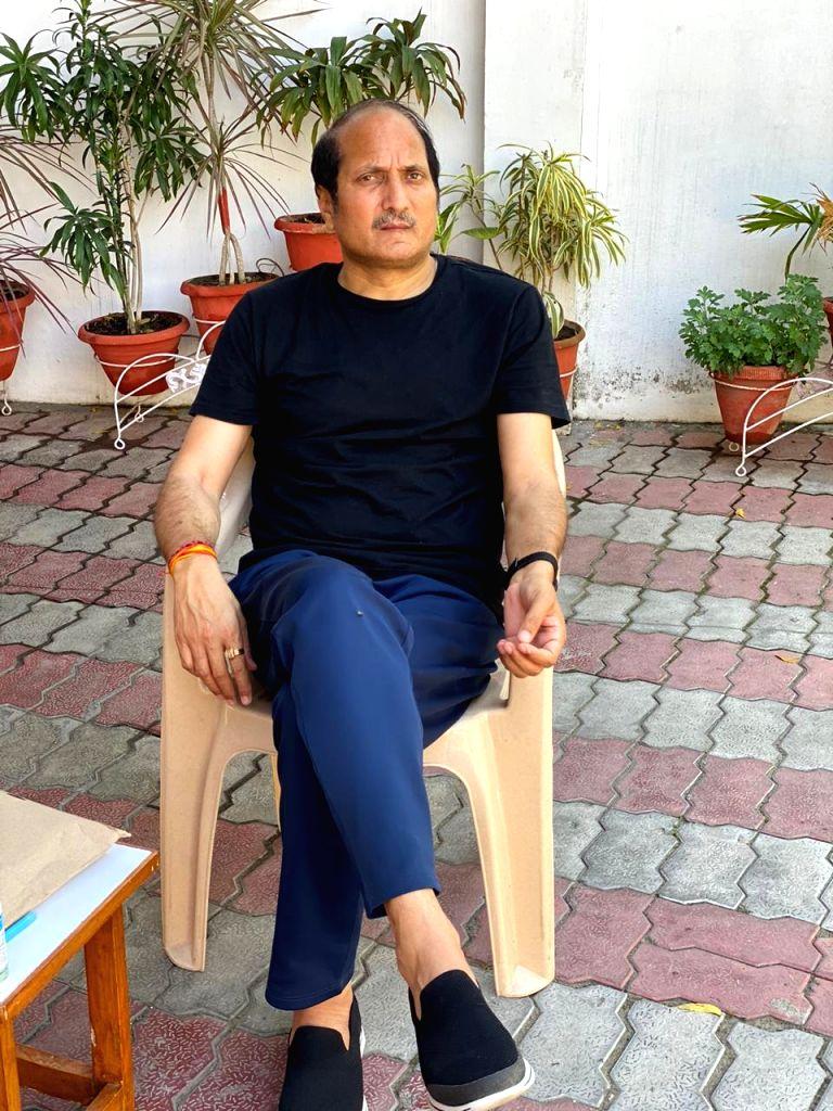Suresh Rana.