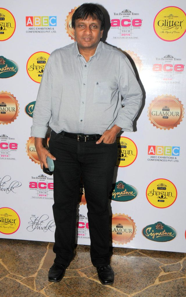 Suresh Thomas during the gala musical dinner hosted by Bulbeer Gandhi, Additional director, Asian Business Exhibition & Conferences (ABEC) for prominent jewelers across the country in Mumbai on ..
