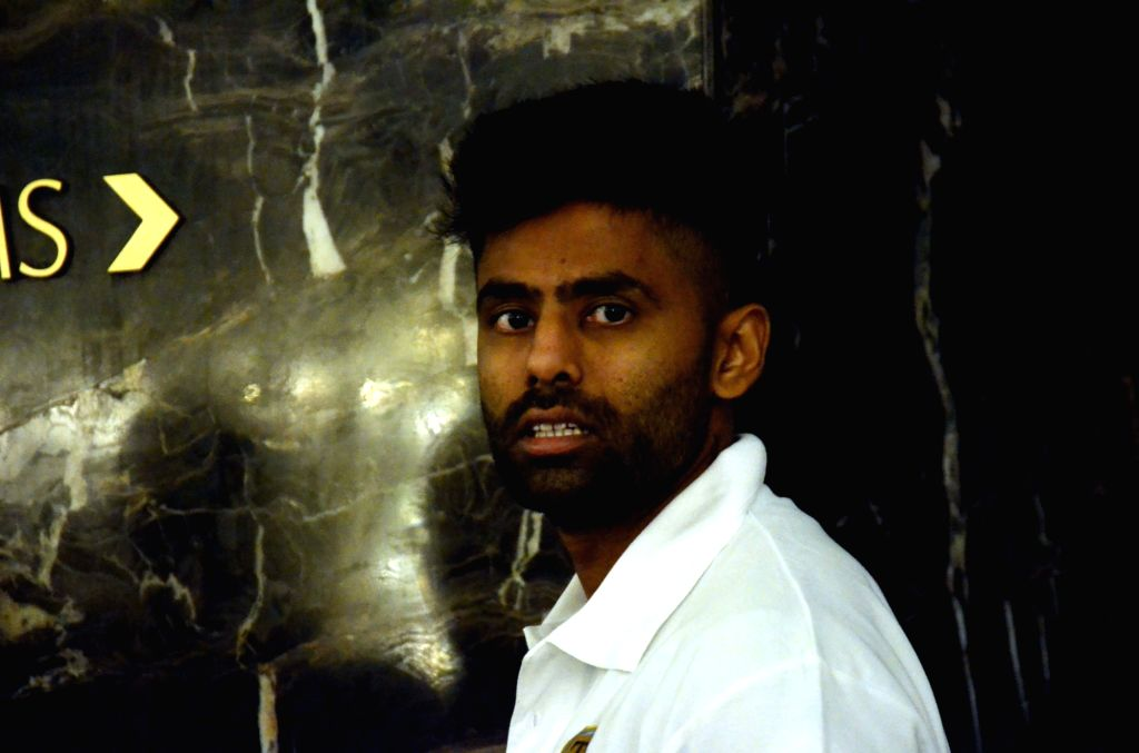 Suryakumar Yadav - Suryakumar Yadav