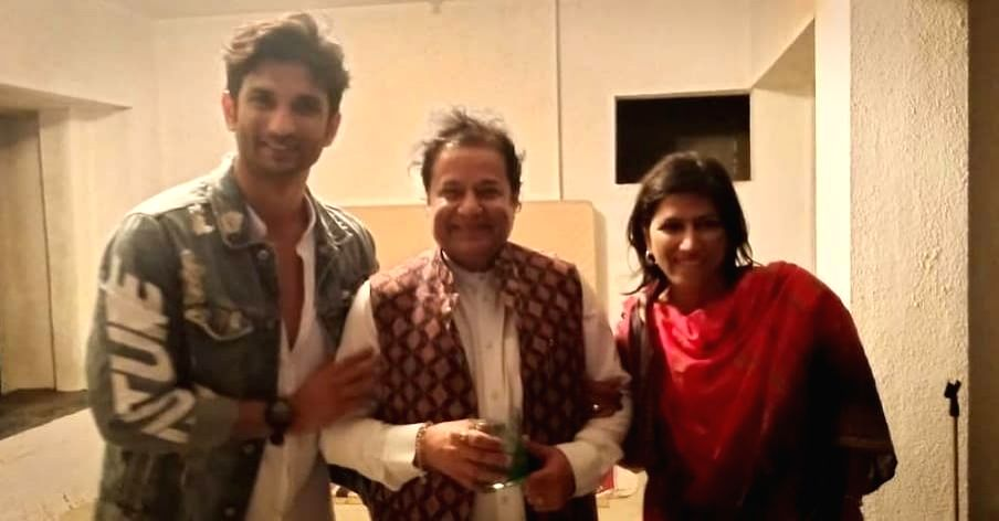 Sushant had very good relation with his sister, recalls Anup Jalota.