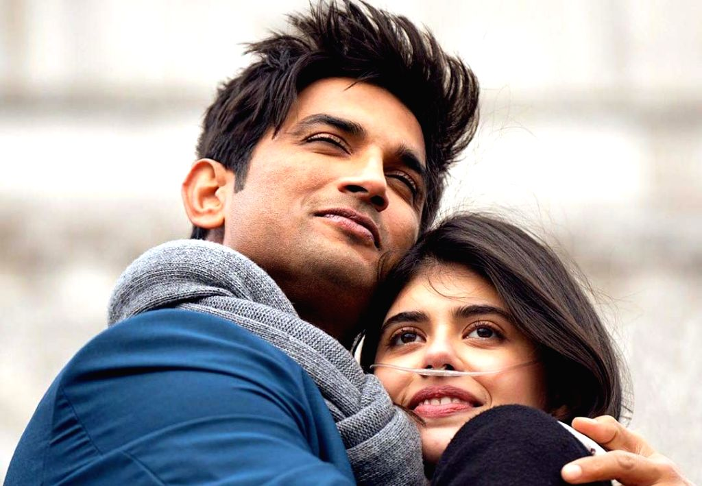 Sushant's final on-screen co-star Sanjana Sanghi is shattered.