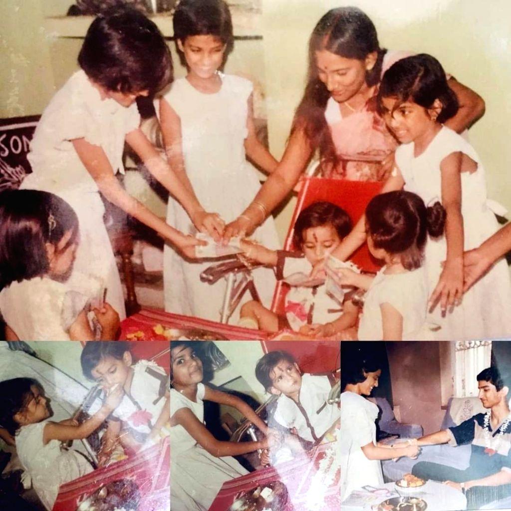 Sushant's memories come alive in sister Shweta's Rakhi post.