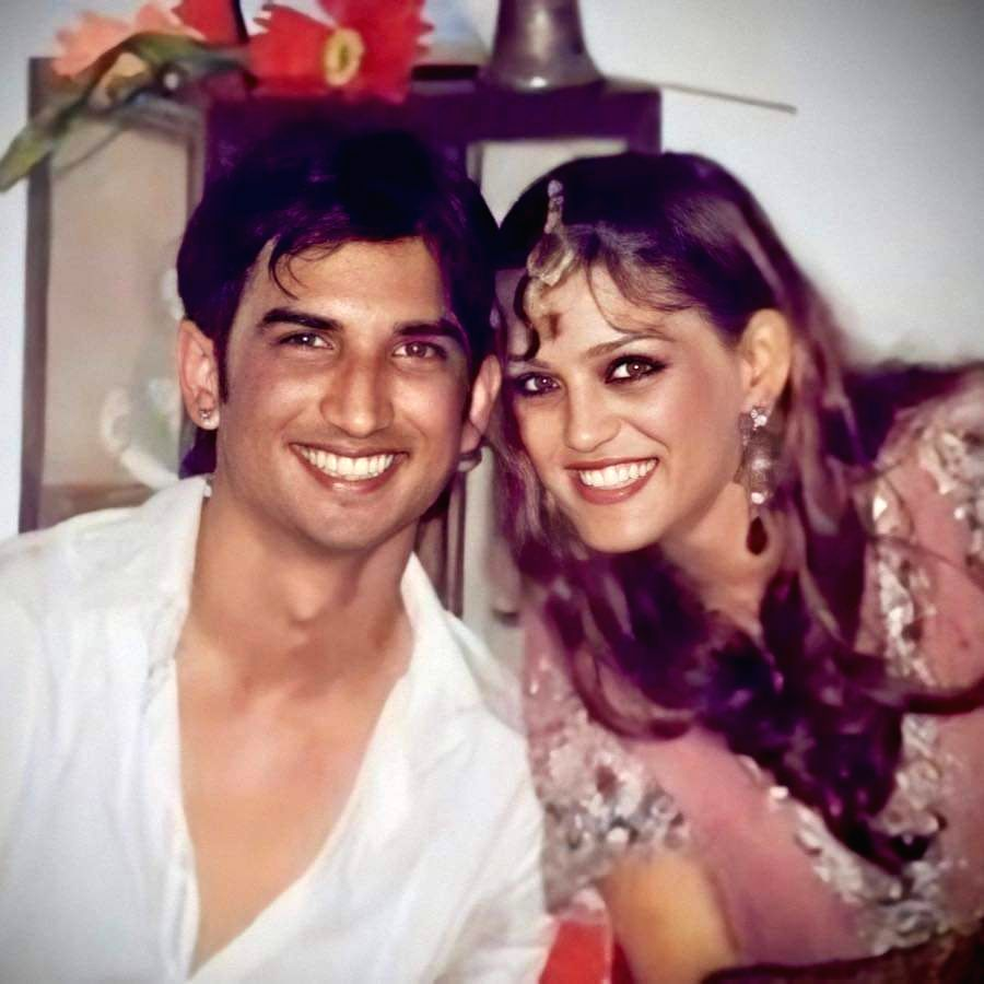 Sushant's sister reacts to report claiming he was murdered, demands arrest of culprits.