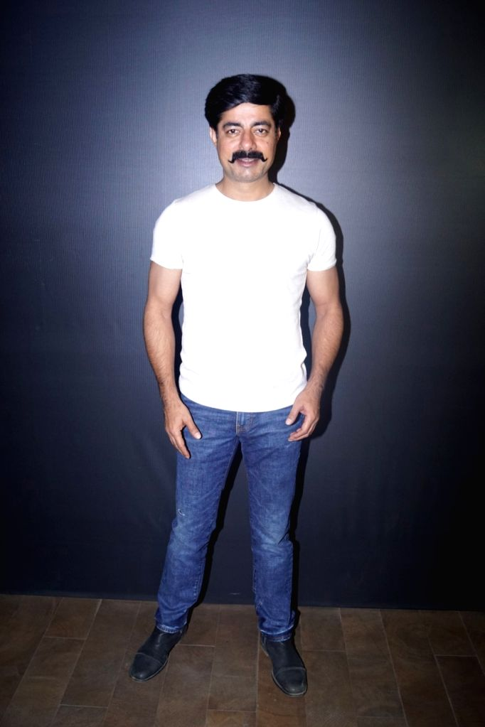 "Sushant Singh at the special screening of web series ""Wrong Mistake"" in Mumbai on Feb 13, 2018. - Sushant Singh"