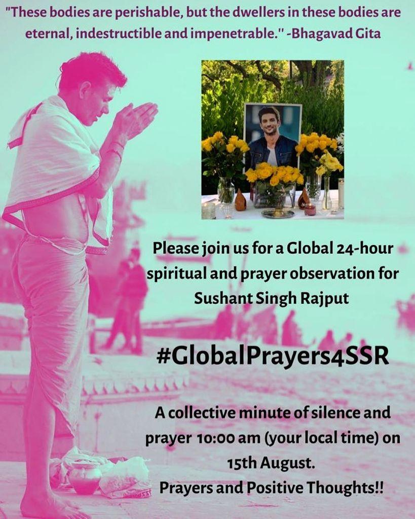 Sushant Singh Rajput. - Sushant Singh Rajput