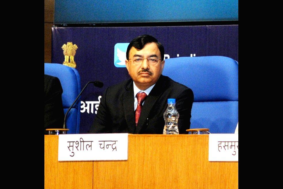 Sushil Chandra. (File Photo: IANS)