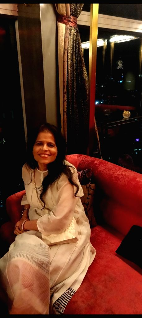 Sushma Maloo: From a 2000-rupee argument to a jewellery entreprise.(photo:IANSLIFE)
