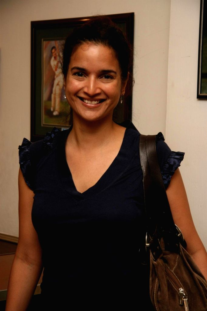 Sushma Reddy at the GOG Ngo event.